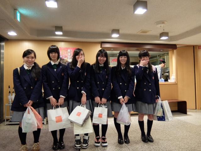 浜頓別高等学校制服画像